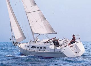 saga yachts 35